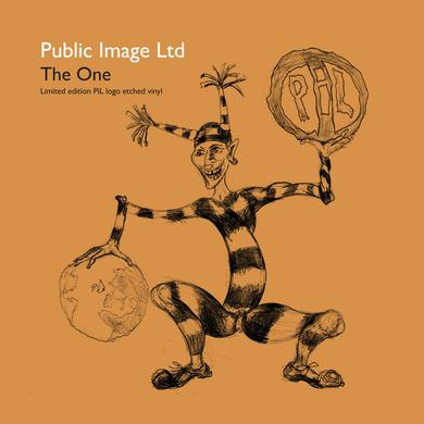 Public Image Limited (PiL) 'The One' Vinyl Record