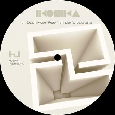 Ikonika 'Beach Mode (Keep It Simple)' Vinyl Record