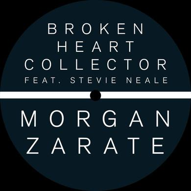 Morgan Zarate 'Broken Heart Collector' Vinyl Record