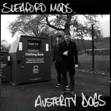 Sleaford Mods 'Austerity Dogs' Vinyl Record