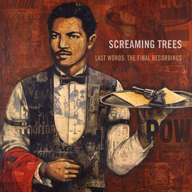 Screaming Trees 'Last Words: The Final Recordings' Vinyl Record