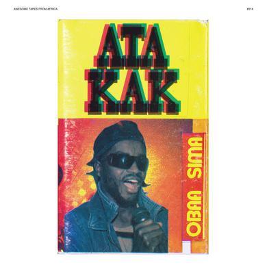 Ata Kak 'Obaa Sima' Vinyl Record