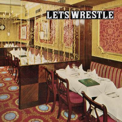 Let's Wrestle 'Rain Ruins Revolution / Christopher' Vinyl Record