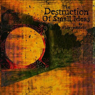 65daysofstatic 'The Destruction of Small Ideas' Vinyl Record