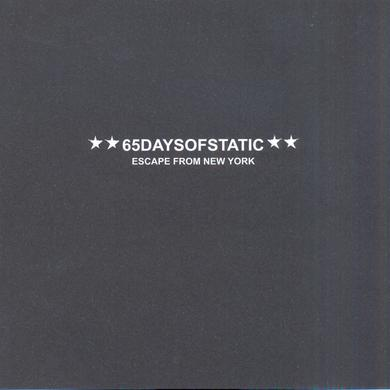 65daysofstatic 'Escape From New York'