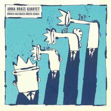 Ariha Brass Quartet 'Ariha Brass Quartet'