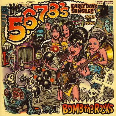 5.6.7.8's 'Early Days Singles 1989 - 1996' Vinyl Record