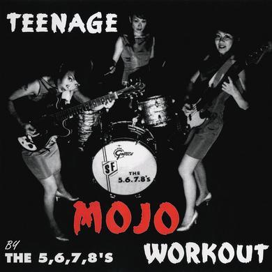 5.6.7.8's 'Teenage Mojo Workout'