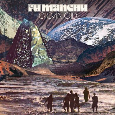 Fu Manchu 'Gigantoid' Vinyl Record