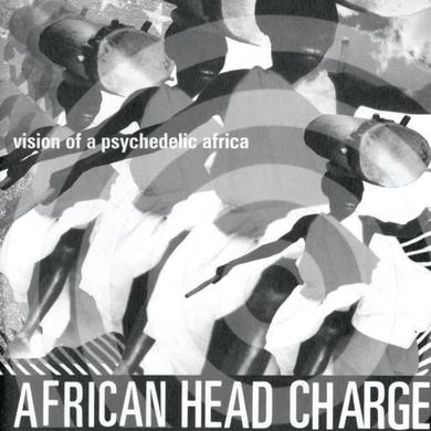African Head Charge ‎'Vision Of A Psychedelic Africa'
