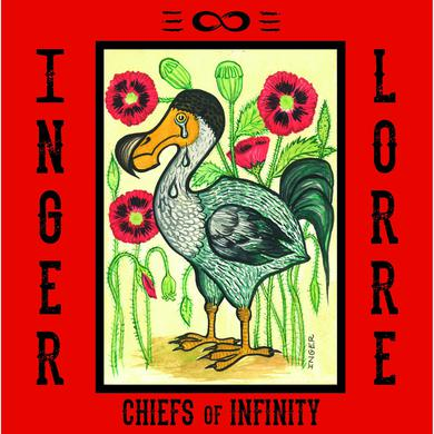 Inger Lorre & The Chiefs of Infinity 'Snowflake' Vinyl Record
