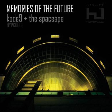 Kode9 & The Spaceape 'Memories Of The Future' Vinyl Record