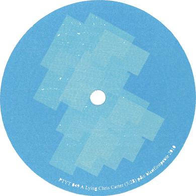 Factory Floor 'Remix Series 2' (Chris Carter) Vinyl Record