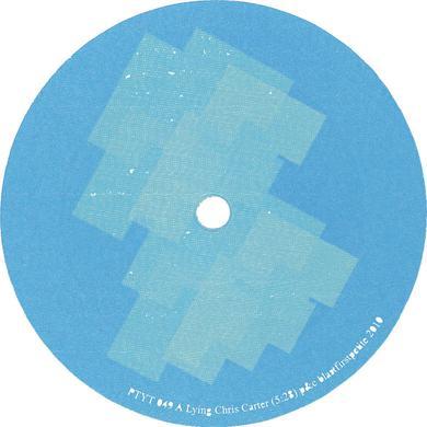 Factory Floor 'Remix Series 2' (Chris Carter) Vinyl Record