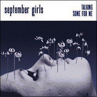 September Girls 'Talking' Vinyl Record