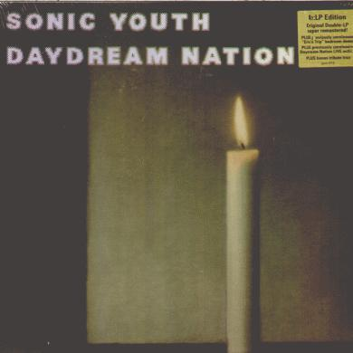 Sonic Youth ‎'Daydream Nation' Vinyl Record