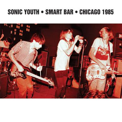 Sonic Youth ‎'Smart Bar Chicago 1985' Vinyl Record