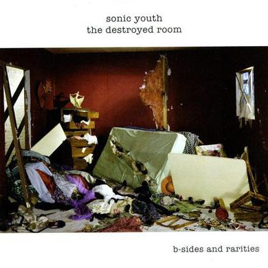 Sonic Youth 'The Destroyed Room B-Sides And Rarities' Vinyl Record