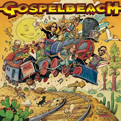 GospelbeacH 'Pacific Surf Line' Vinyl Record
