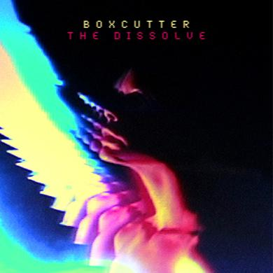 Boxcutter 'The Dissolve' Vinyl Record