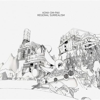 Konx-Om-Pax 'Regional Surrealism' Vinyl Record