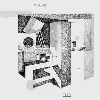 Machinedrum 'Rooms' Vinyl Record