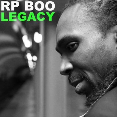 RP Boo 'Legacy' Vinyl Record