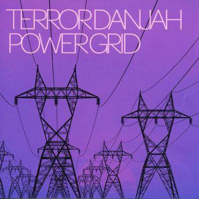 Terror Danjah 'Power Grid' Vinyl Record