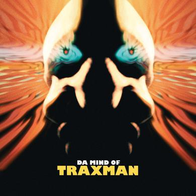 Traxman 'Da Mind Of Traxman' Vinyl Record