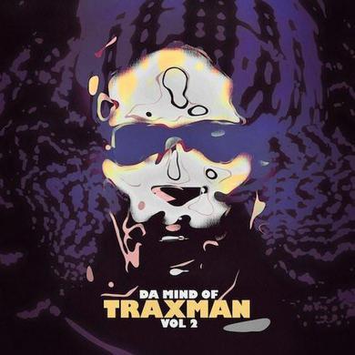 Traxman 'Da Mind Of Traxman Vol. 2' Vinyl Record