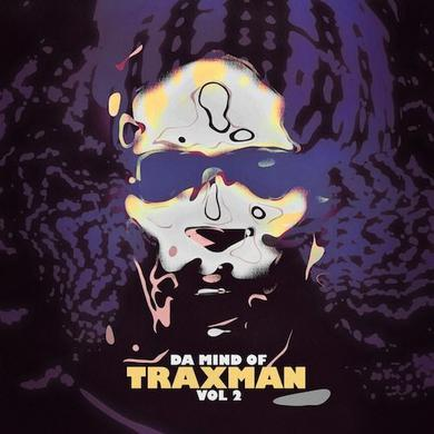 Traxman 'Da Mind Of Traxman Vol. 2' Vinyl Record