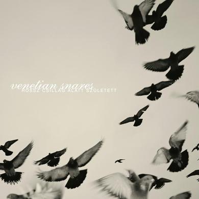 Venetian Snares 'Rossz Csillag alatt Szuletett' Vinyl Record