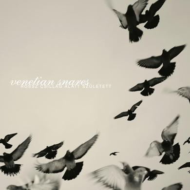 Venetian Snares 'Rossz Csillagalatt Szuletett' Vinyl Record