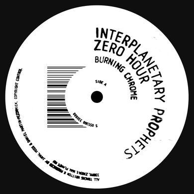 Interplanetary Prophets 'Zero Hour' Vinyl Record