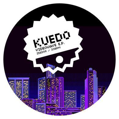 Kuedo 'Videowave' Vinyl Record