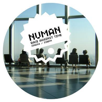 Numan 'Race Against Time' Vinyl Record