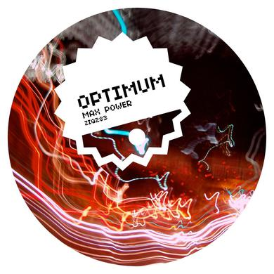 Optimum 'Max Power' Vinyl Record