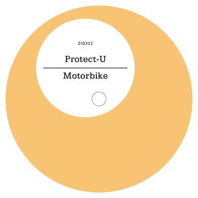 Protect-U 'Motorbike' Vinyl Record