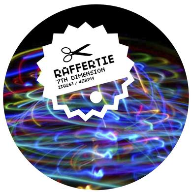Raffertie '7th Dimension' Vinyl Record