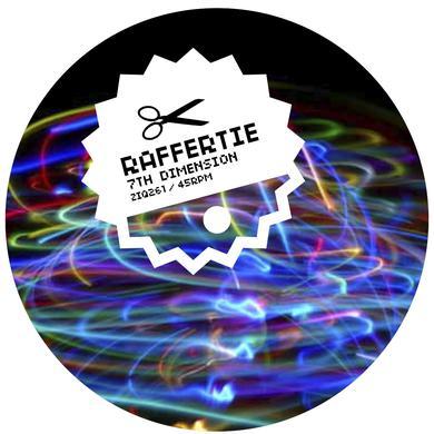 Raffertie '7th Dimension' Vinyl Record