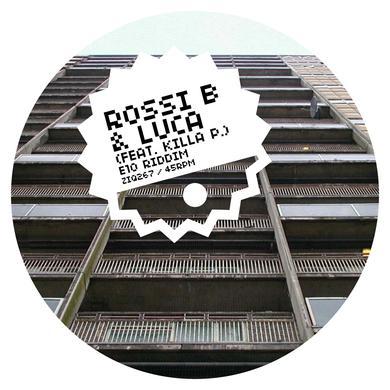 Rossi B & Luca (Feat. Killa P.) 'E10 Riddim' Vinyl Record