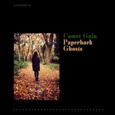 Comet Gain 'Paperback Ghosts' Vinyl Record