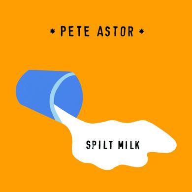 Pete Astor 'Spilt Milk' Vinyl Record