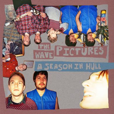 The Wave Pictures 'A Season In Hull' Vinyl Record