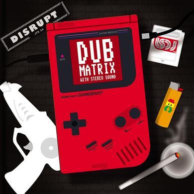 Disrupt 'Dub Matrix With Stereo Sound' Vinyl Record