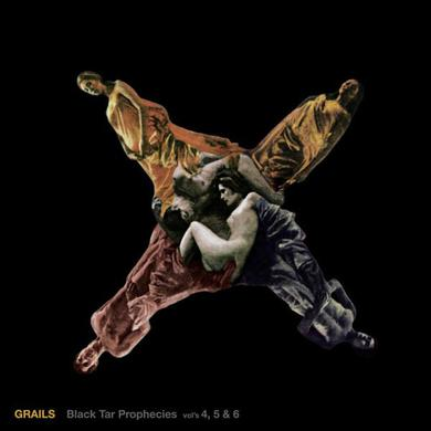 Grails ‎'Black Tar Prophecies Vol's 4, 5 & 6' Vinyl Record