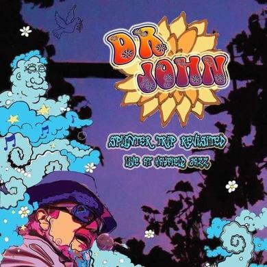 Dr. John 'Splinter Trip Revisited (Live At Hayfield Jazz)' Vinyl Record