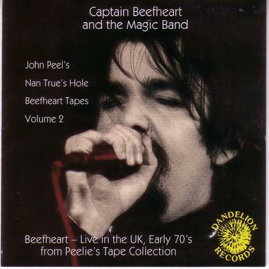 Captain Beefheart And The Magic Band 'Nan True's Hole Tapes Vol. 2'