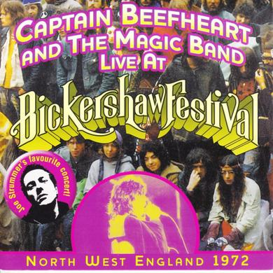 Captain Beefheart And The Magic Band 'Live At Bickershaw Festival - North West England 1972'