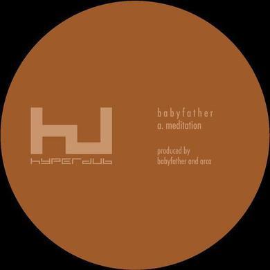 Babyfather 'Meditation' Vinyl Record